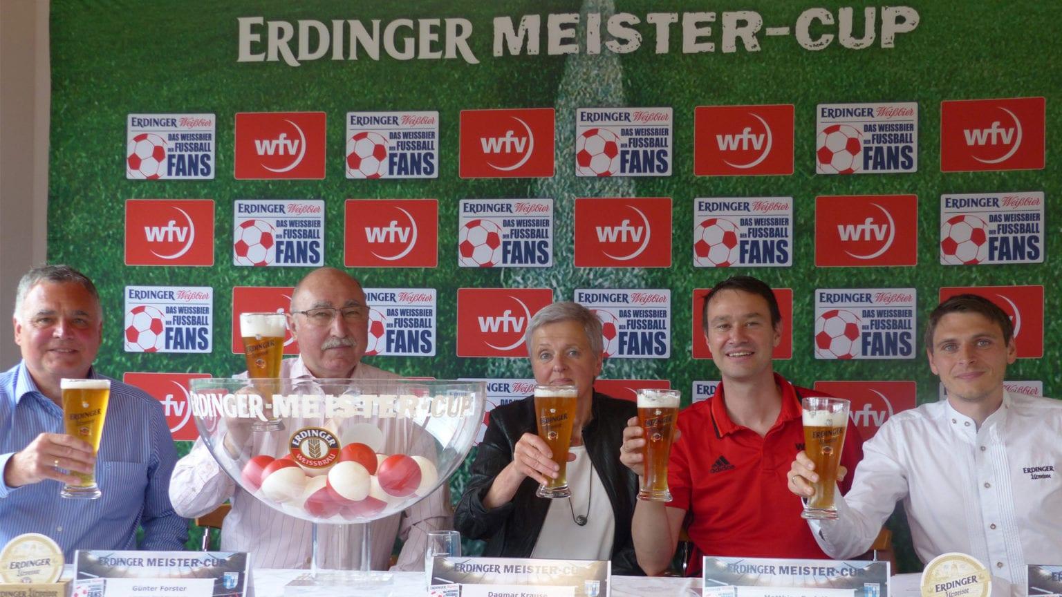 ERDINGER Meister-Cup 2019_Pressekonferenz beim Betzingen