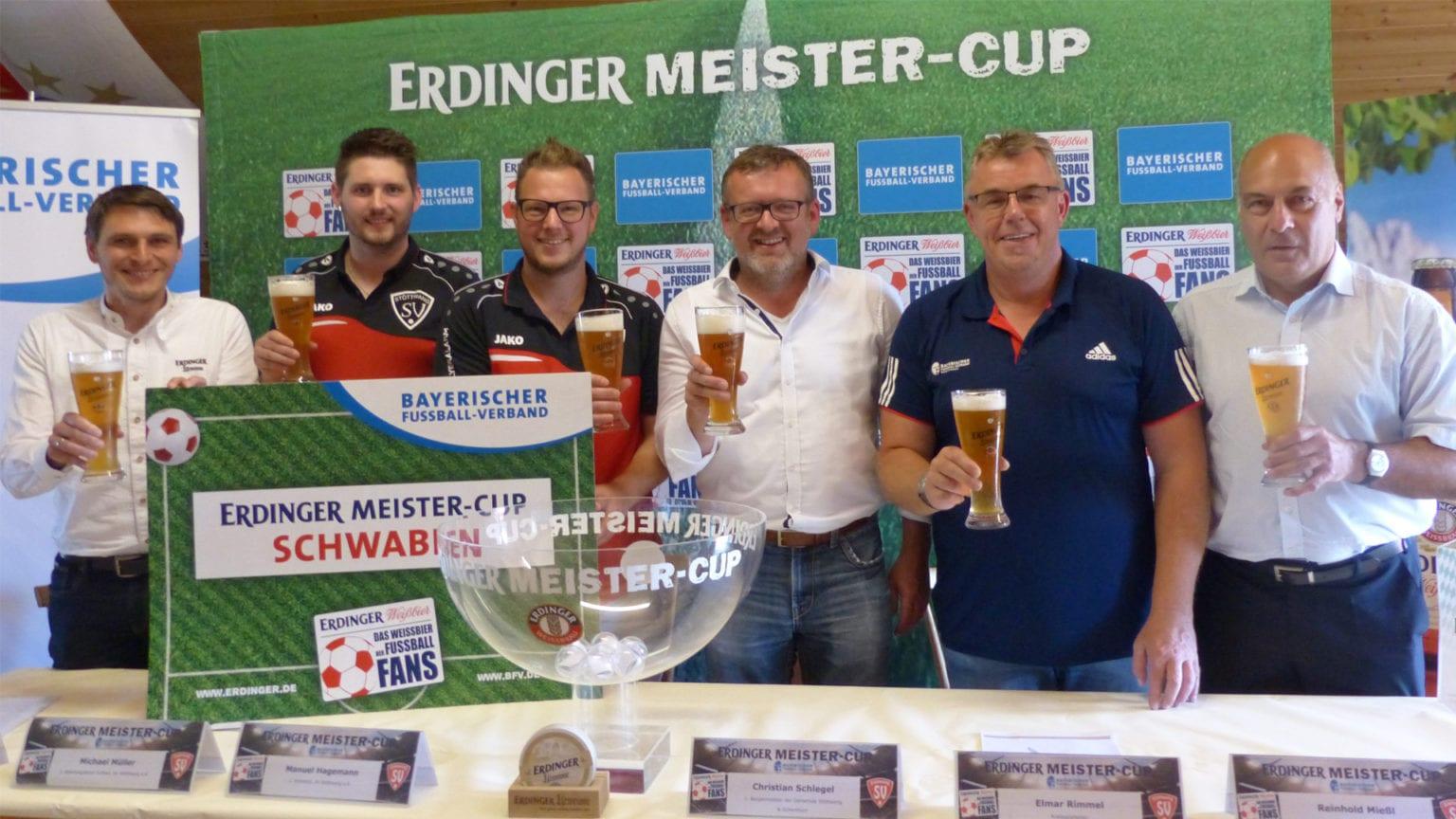 ERDINGER Meister-Cup_Pressegespräch SV Stöttwang