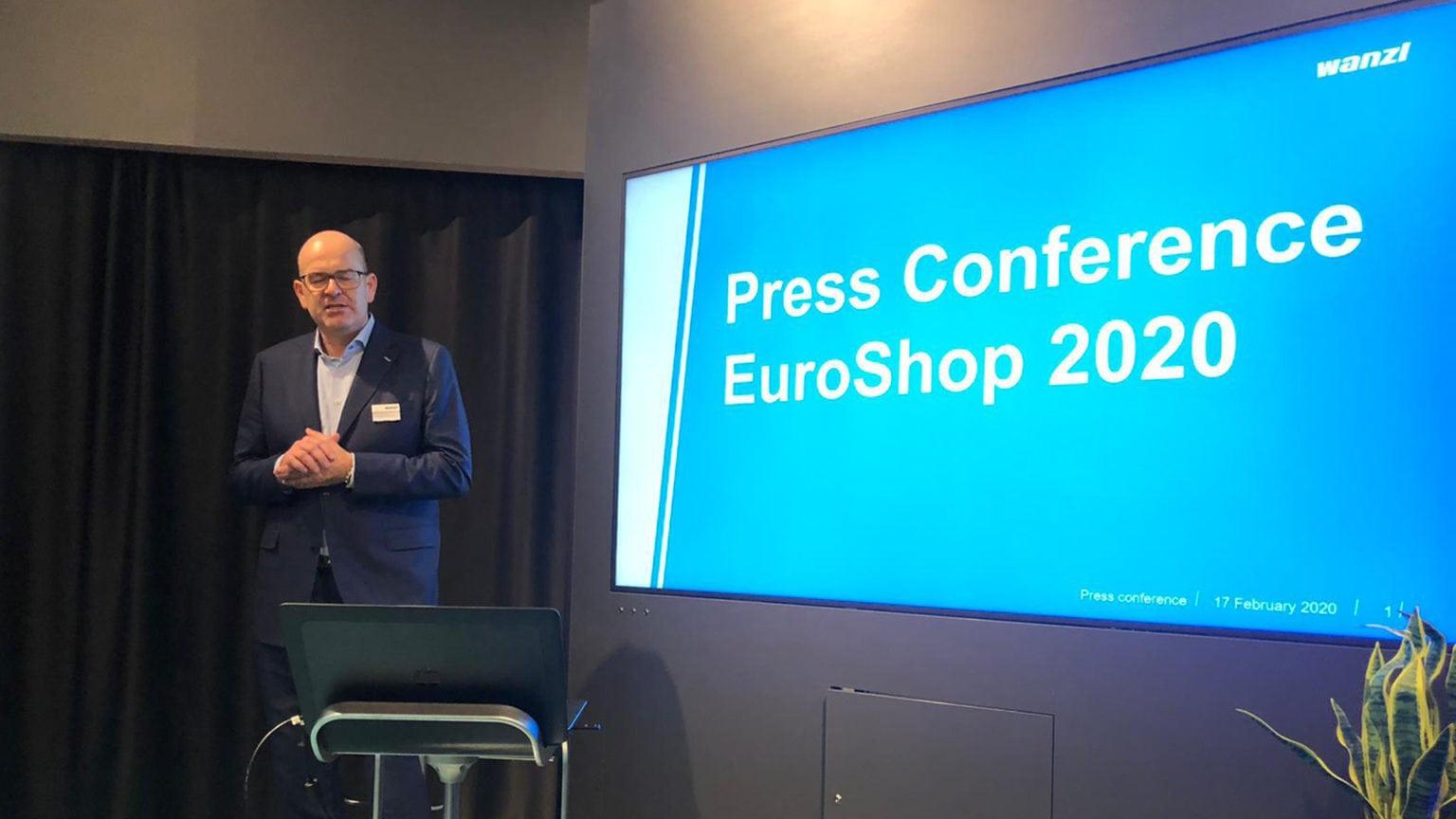 Messe Euroshop mit Wanzl (2)