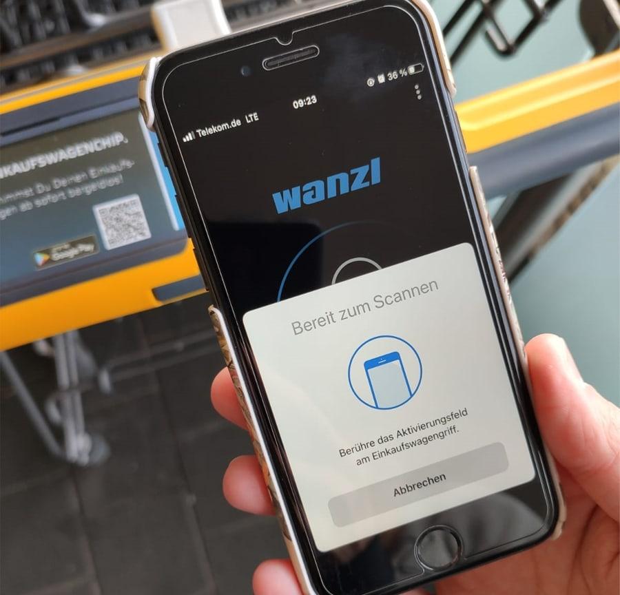kiecom_Promotion_Wanzl Tap_Shop